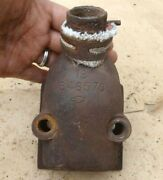 1927 1928 Chevy Thermostat Housing / Water Outlet Original 4 Cylinder Engine