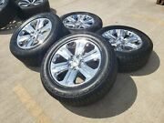 20 Ford F-150 Expedition Lariat Oem Rims Wheels Chrome 2019 2020 2021 10171 New