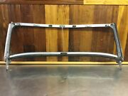 Mg Midget • Windshield Frame Assembly, No Glass. For Parts.   Mg3940