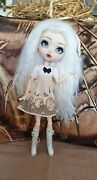 Pullip Fc Make-up By Crystal_doll_and_cie
