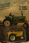 Minneapolis Moline Tractor 1/64 Scale Nib By Walters Toys Charles City Ia.