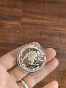 Silver Bull 2008 Abolish The Federal Reserve Debt Is Slavery Gold Is Money 1 Oz