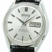 Seiko Sportmatic 6246-9000 Cal.6246a 1966 Automatic Authentic Mens Watch Works