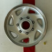 C 1 Rare And03992-and03914 Ford E250 E350 Econoline Van 16 Front Hubcap F5ta-1130-aa