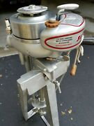 1946 Sea King Outboard Boat Motor Sold By Montgomery Ward.andnbspandnbsp