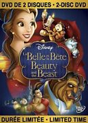 Beauty And The Beast - 2-disc Dvd Bilingue