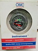 Nos Evinrude Johnson Omc 172725 Voltmeter Oem New Factory Boat Parts