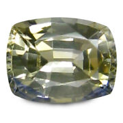 1.100cts World Class Cut Gem Unheated Yellow Natural Sapphire 0emstones Srilanka