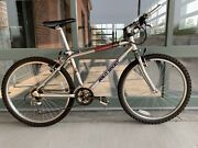 Vtg Polo Sport Mountain Bike Bicycle 17 Aluminum Frame Usa Rare