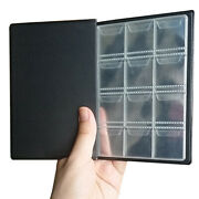 120pcs Coin Album Holders 10 Pages For Coins Collector Collection Book Use Sale