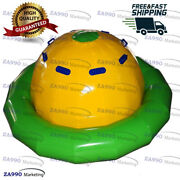 11.5ft Diameter Inflatable Saturn Water Game Equipment With Air Pump