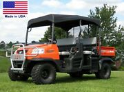 Roof For Kubota Rtv 1140 / X1140 - Soft Top Material - Heavy Duty