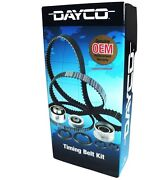 Dayco Timing Belt Kit For Volvo S60 2.0l D5204t3 Turbo Diesel 10/2011-on
