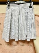 🌈ingni🌈used, Skirt, Polyester 100, M Size , Peal Blue Color, Japan