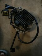 Yamaha Outboard F115 Hp Stator With Base Assembly And Rectifier Regulator