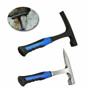 Geological Stratigraphic Hammer Rock Pick Prospecting Carbon Steel Hand Tools