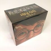 New Complete Box Set 7 Harry Potter Series Books Sealed J. K. Rowling Boxed Lot