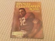 Jim Brown 1960 Sports Illustrated First Sports Illustrated Cover