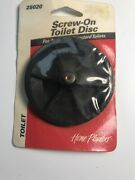 New Home Plumber 25020 Screw-on Toilet Disc For American Standard Toilets