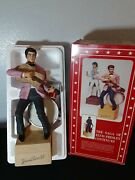 Elvis Presley Musical Whiskey Decanters 15  Empty