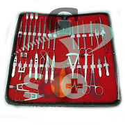 29 Pcs O.r Grade Strabismus Ophthalmic Eye Micro Surgery Surgical Instruments