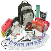 Stealth Tactical Bug-out Bag - 2 Person   Discrete Survival Kit   Emergency Zone