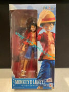 Megahouse Variable Action Heroes Vah One Piece Monkey D Luffy Collect Pvc Figure