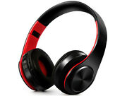 Stereo Headphones Bluetooth Music With Fm Reciever