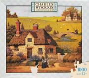 Tall Sea Tale Vintage Charles Wysocki 1000 Pc Puzzles - New And Sealed