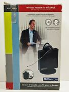 Jabra Gn Netcom Gn9120-lr Black Headband Headset With Stand 2.4 Ghz Check Pictur