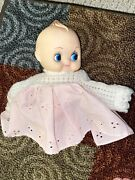Vintage Kewpie Baby Doll Figurine Rubber 8 Tattoo Tattoos No Marking W/outfit