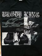 Brody King 3xl Wrestle Crate T Shirt Ring Of Honor Roh