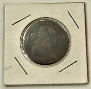 3- Genuine U.s. Large Cents- 1798, 1803 And 1807, See Other Coins, Jewelry And Gold