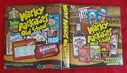 2010 Topps Wacky Packages Old School 1 Official Brown Binder  @@ Rare @@