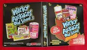 2011 Topps Wacky Packages Old School 3 Official Black Binder  @@ Rare @@