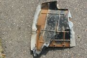 1961 1962 1963 Lincoln Right Front Wheel Well Cover Panel