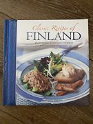 Vintage 2016 Classic Recipes Of Finland Cookbook Cooking Cook Book