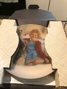 Knowles Vintage Little Orphan Annie Collectible Plates – Full Set
