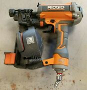 Ridgid Tools R175rnf 1.75 15 Degree Coil Roofing Nailer