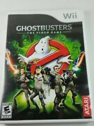 Wii Ghostbusters The Video Game 742725277687