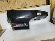 1991 Mercury 175hp V6 Outboard Motor Black Max Lower Engine Cowling Cover