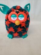 Furby Plush Interactive Talking Toy Red / Blue 2012 Hasbro Working - Read Below