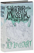 H.p. Lovecraft And August Derleth-horror In The Museum-1970-1st/1st Ed-nf/fine Dj