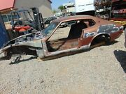 1978 Datsun 280z 2+2 Body Tub Stripped Bare Nice-great Rustfree Tub To Work With
