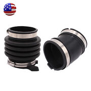 New Pair Air Intake Hose Tube Boot Duct Fit For 03-07 Infiniti G35 16576-al50a