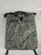 Military Backpack Bag With Handles Lots Of Storage Sections Read Description