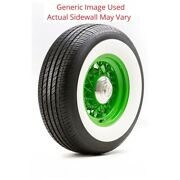 215/70r16 Couragia Xuv Federal Tire With 3 White Wall - Modified Sidewall 1 Tir