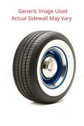 225/70r14 Streetsteel Milestar Tire With Red Line - Modified Sidewall 1 Tire