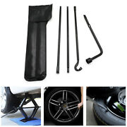 Replacement Jack Spare Lug Wrench Tire Tool Kit W/ Bag For 05-13 Toyota Tacoma
