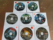 Ps2 Disc Only Jaws Lord Of The Rings Terminator Transformers King Kong Untested